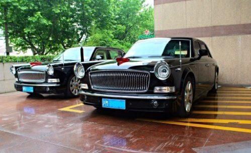 海外トップ大統領車