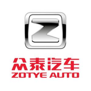 Zotyeゾタイの企業ブランドロゴ